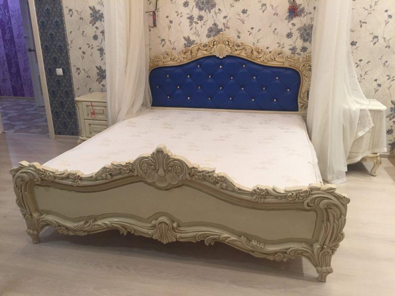 Спальня Клеопатра з масиву дуба