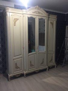 Спальня Клеопатра з масиву дуба Івано-Франківськ