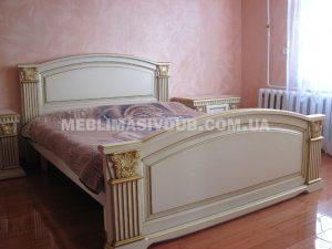 """Спальня з масиву дуба """"Афіга"""""""