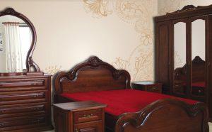 Спальня Б'янка з масиву дуба Івано-Франківськ
