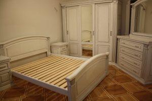 Спальня Богемія з масиву дуба Івано-Франківськ