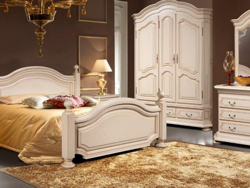 Спальня Босфор з масиву дуба