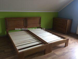 Спальня з масиву дуба Івано-Франківськ