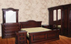 Спальня Маестро з масиву дуба Івано-Франківськ