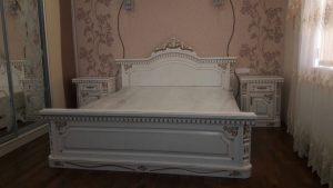 Спальня Вероніка з масиву дуба