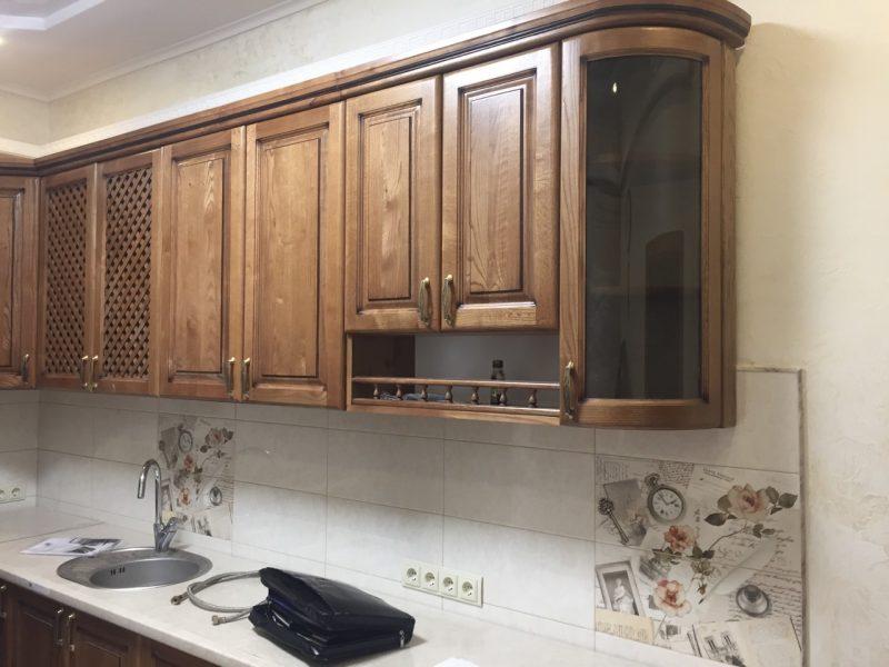 Меблі для кухні з дерева (art.30)
