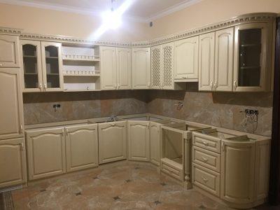 Меблі для кухні з дерева (art.25)