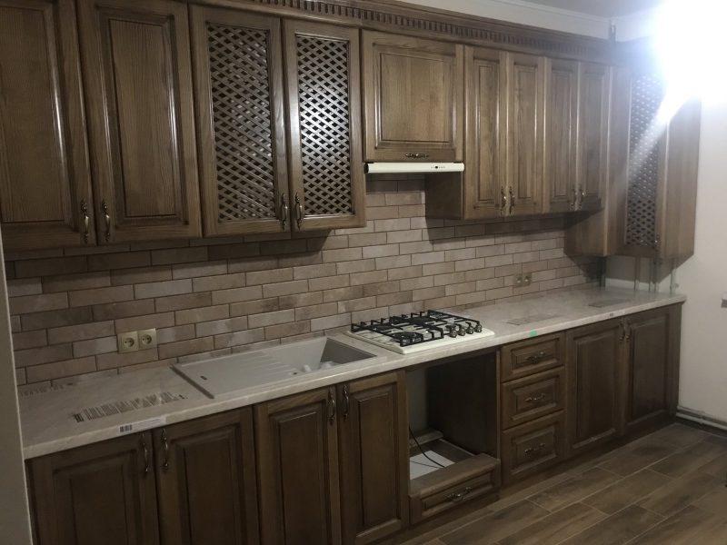 Меблі для кухні з дерева (art.34)