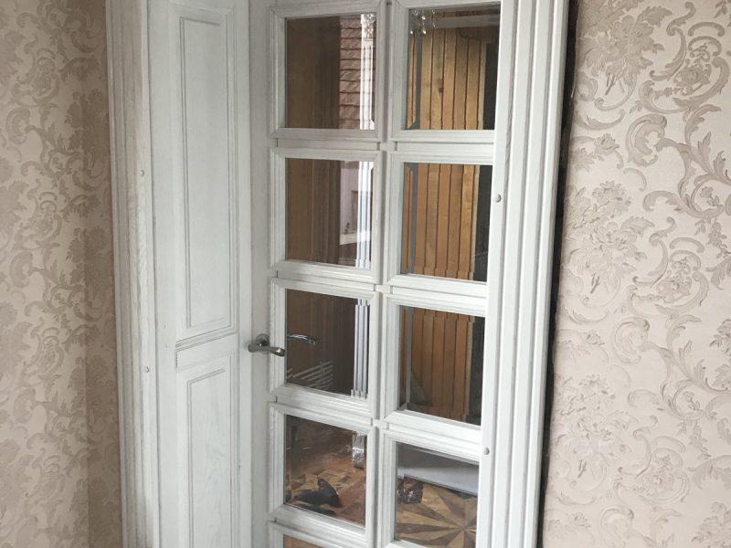 Двері з дерева (art.5)