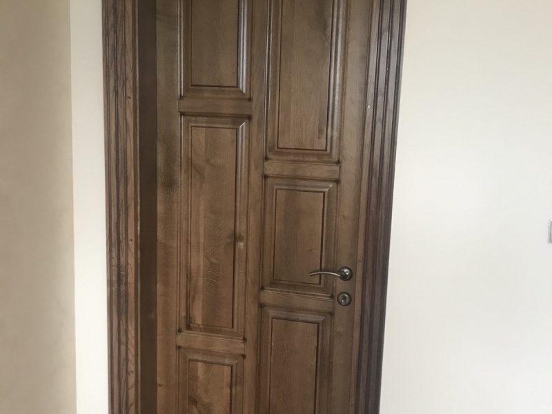 Двері з дерева (art.6)