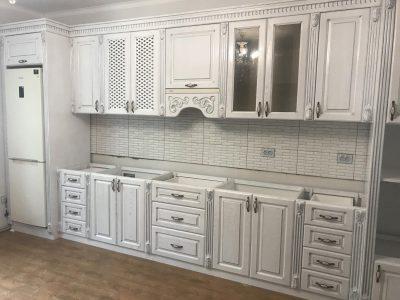 Меблі для кухні з дерева (art.35)